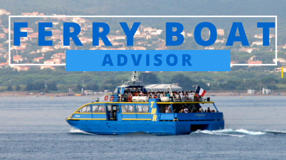French Riviera, FERRY BOAT Advisor