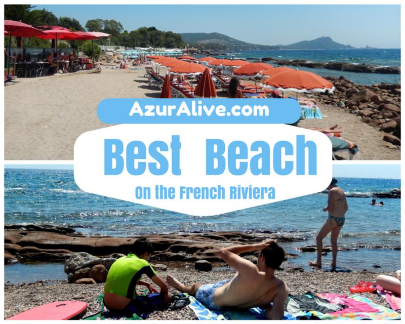 Palladio Best French Riviera Beach